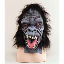 Disfraz De Gorila Máscara Aterradora
