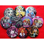25 Pines Prendedores Monster High Souvenirs
