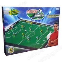 Juego De Mesa World Cup Futball Game 2 En 1 Ditoys Futbol