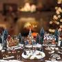 Decorativo Navidad Villa Navideña Musical Y Animación