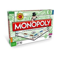 Monopoly Clasico Juego Mesa Monoplio Original Finanza Hasbro