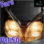 Mica De Faro Frontal Acrilico Italika Ds150 Vento Phantom