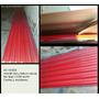 Laminas De Acerolit Galvanizadas Rojo Y Blanco 6 M X 0.80