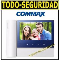 Monitor Pantalla Adicional Lcd 7 Portero Visor Commax Cdv70n