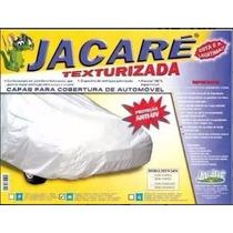 Capa Para Cobrir Automóvel Com Forro Jacaré P-m-g