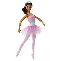 Juguete Barbie Cuento De Hadas Mágicas De La Bailarina Afro