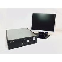 Desktop Dell + Monitor + Rede Sem Fio