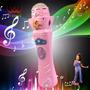 Micrófono Mic Musical Del Canto Del Karaoke Niña Juguete
