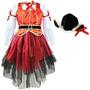Disfraz Para Niña Tiaobu Princesa De Las Muchachas Mares De