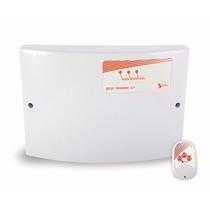 Central Cerca Elétrica Gcp 10000 Cr Flex Com Controle + Sir
