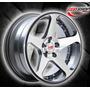 Rines Ms Motorsports 15 Barrenación 5x100 Progresivo Oferta!