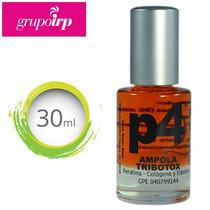 Ampolla P4 Tribotox Anti Friz Recupera El Cabello Maltratado
