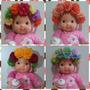 Cintillos, Coronas De Flores Para Bebés