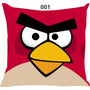 Almofada Completa Angry Birds 45x45cm - Vários Modelos