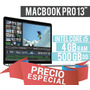 Macbook Pro 13 Pulgadas 500 Gb Open Box