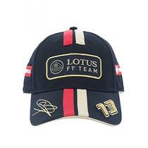 Gorra F1 Lotus Team Pastor Maldonado Temporada 2014