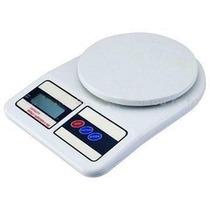 Balança Digital Eletrônica Alta Precisão Pesa De 1kg Até 7kg