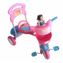 Bebitos Triciclo Princesas Basico Art Xg-13401