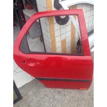 Porta Traseira Direito Fiat Palio 2006/16