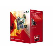 Processador Amd 2.7ghz Fm1 A4-3400