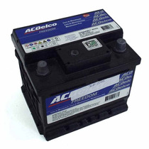 Bateria 48 Amperes Acdelco Polo Dire Corsa Novo 2002 A 2012