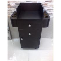 Mobiliario Para Peluqueria (silla, Peinadora Y Ayudante)
