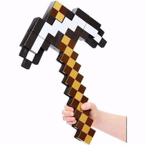 Espada Minecraft 2 Em 1 Espada / Picareta - Cgx34 - Mattel