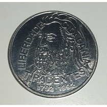 Brasil Moneda 5000 Cruzeiros Año 1992 *053