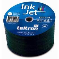 Cd-r Printable Teltron X400 Unid.fact.a Mejor Precio Stock