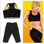 Pack Faja + Calza Hot Pants Neotex Thermo Shaper 5 Tallas