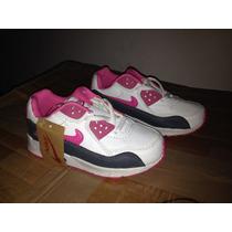 Gomas De Niña Nike Aire Girl / Niña Talla 30