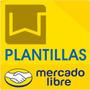 Plantillas Mercadolibre - Diseño Personalizado Mercado Libre