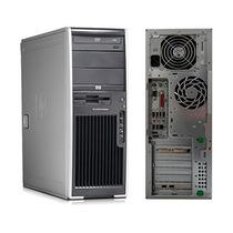 Workstation Hp Xw 4600 Con Placa Nividia Fx 1700 Y Fireware