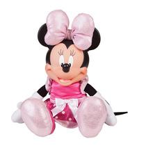Boneca Minnie Bow-tique Light C/ Fala Laco Acende Multibrink