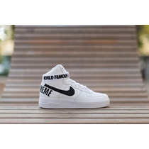 Nike Air Force One Limited Edtion Mid High Solo A Pedido