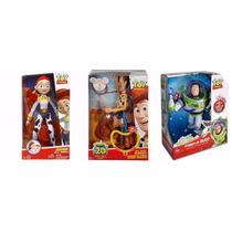 Jessie, Woody E Buzz Toy Story