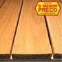 Promoção Deck Modular Madeira De Eucalipto 50cmx50cmx3cm