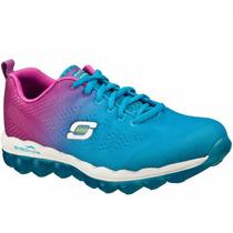 Zapatos Skechers Para Damas Sketch-air 11847-blpr