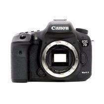 Cámara Canon Eos 7d Mark Ii Con Garantía - Consultar Stock -