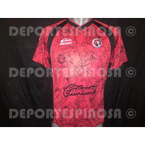 Jersey Xolos Tijuana 2007 Ardex Local Manga Corta