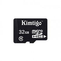 La Mas Barata Memoria Micro Sd Kimtigo Ktt-m10 32gb