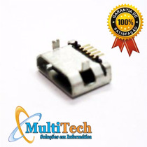 Micro Conector Usb Tablet Cce Motion Tab Tr71