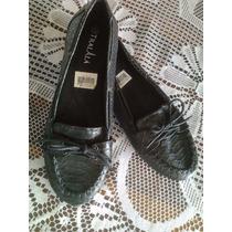 Zapatos Dama Tipo Mocasin R E M A T E