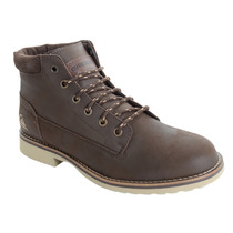 Tênis Masculino Quiksilver Mission Boot Brown
