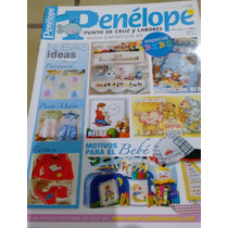 Penélope Punto De Cruz E Labores - Ed. 122