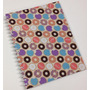 Caderno De Receitas Personalizado Tecido Donuts 190x250 80f