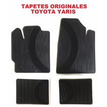 Tapetes Originales Toyota Yaris 2005-2017, Al Mejor Precio!