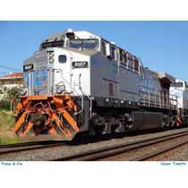 3075 - Locomotiva Ac44i Vli