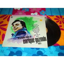 Enrique Guzman, Grandes Exitos Vol 2/ Lp Envio Gratis Dhl