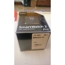 Reloj Smart Watch Sony 2 Executive Edition